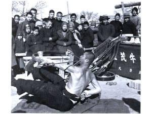 lukostřelec z tibetu